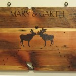 Mary and Garth