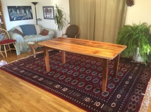 Lund Boat Table